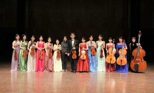 第182回 夜コン<BR>長久手フォレスト合奏団~清々しい弦楽合奏の調べにのせて~