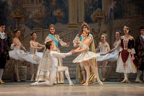 チャイコフスキー3大バレエ・ハイライト<BR>キエフ・クラシック・バレエ