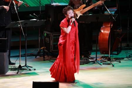 FORUM PRESSレポーター<BR>「50周年記念 加藤登紀子コンサート~終わりなき歌~」