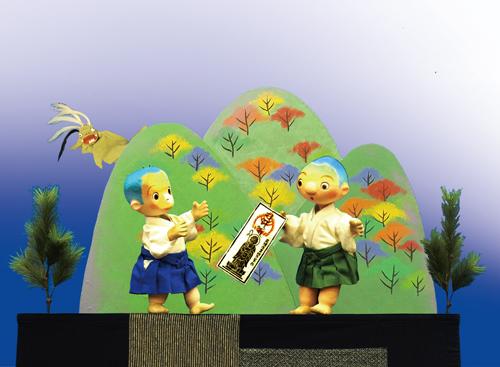 かすがい人形劇フェスティバル2015