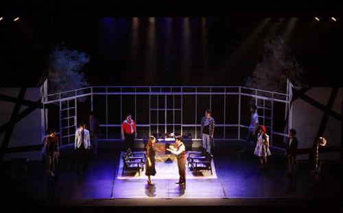 【FORUM PRESSレポーター】「演劇集団キャラメルボックス『嵐になるまで待って』」