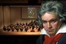生演奏と投影で綴る大作曲家の大傑作シリーズVol.2<BR>ベートーヴェン