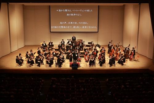 【FORUM PRESSレポーター】「生演奏と投影で綴る大作曲家の大傑作シリーズVol.2」
