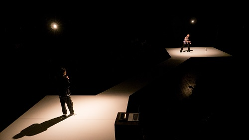 【FORUM PRESSレポーター】島地保武×環ROY ダンスとラップ「ありか」