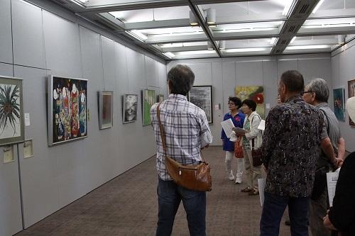 市制75周年記念 第67回(平成30年度)春日井市民美術展覧会