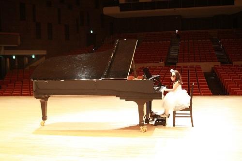 平成30年度 夏休み企画<BR>春日井市民会館 スタインウェイピアノ開放します!