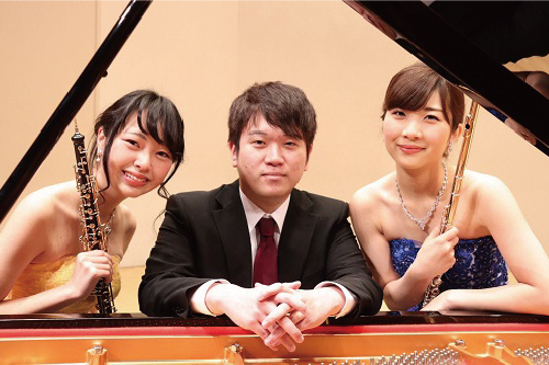 【FORUM PRESSレポーター】第2回ワンコインコンサート「Trio Primavera」