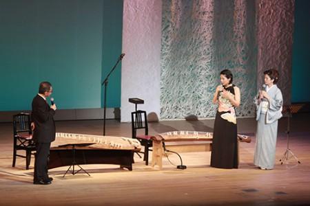 【FORUM PRESSレポーター】「伝統芸能の魅力発見!~にっぽんの楽器・弾き物編~」