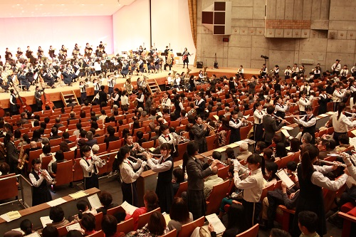 第26回春日井市高等学校 吹奏楽フェスティバル