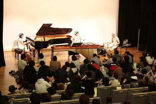 【FORUM PRESSレポーター】「第4回ワンコインコンサート『Shiki's Friends』」