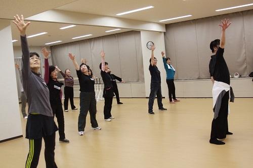 【FORUM PRESSレポーター】「輝けるダンス講座」