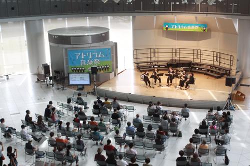 2018年度 アトリウム音楽祭-春-