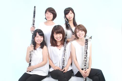 第233回 昼コン<BR>「雨の日ミュージック」<BR>Clarinet Ensemble みたらしだんご