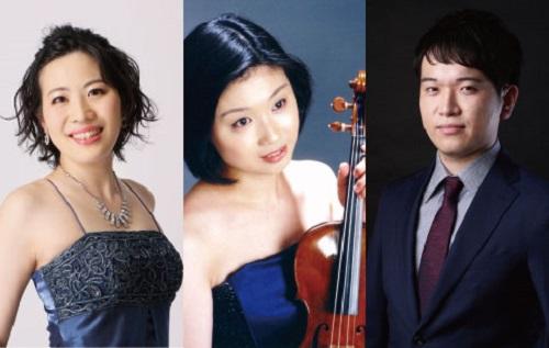 <small>(公財)かすがい市民文化財団presents 若手音楽家支援事業</small><BR>第5回ワンコインコンサート <BR>ASTER(アステル)