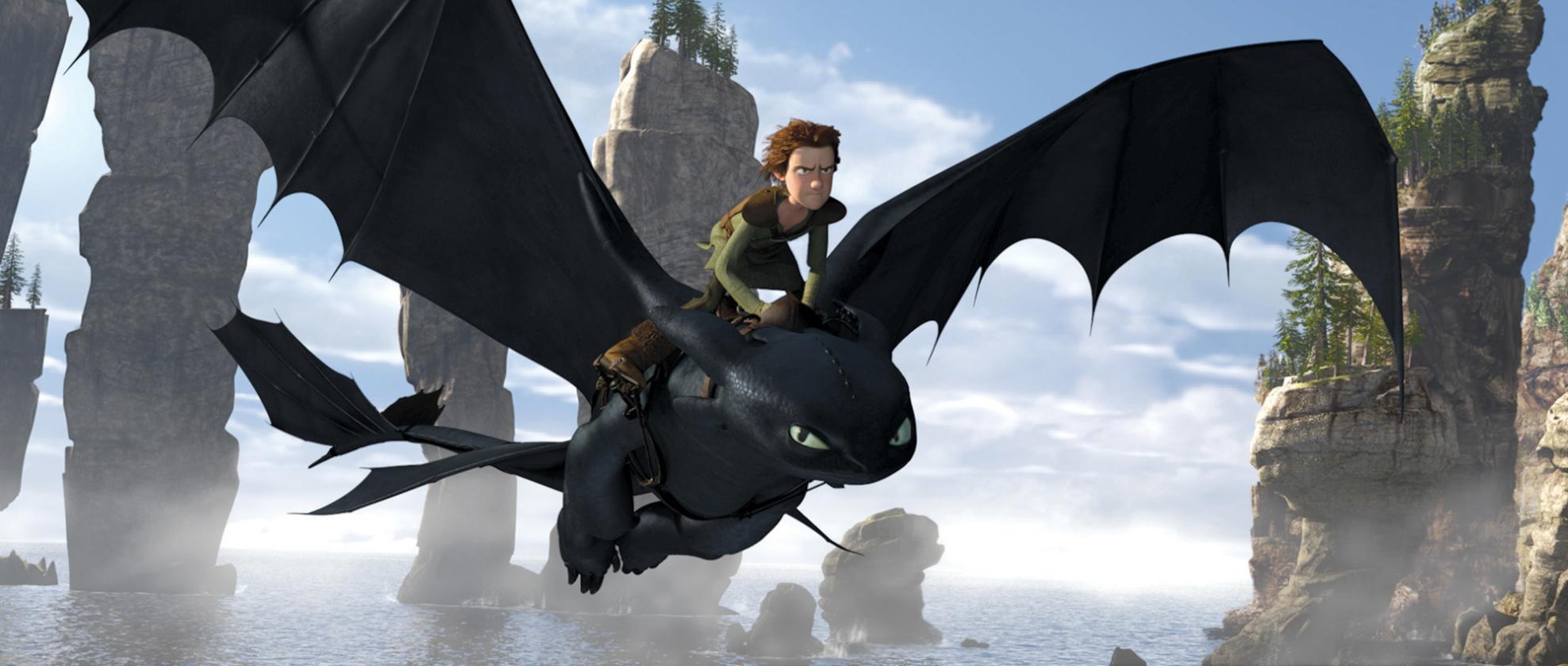 夕涼みシネマ2020「ヒックとドラゴン」