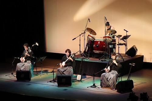 【FORUM PRESSレポーター】津軽三味線☆三絃士コンサート~BEGINNING~