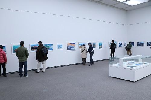 【FORUM PRESSレポーター】杉山新一原画展 ━懐かしき未来━