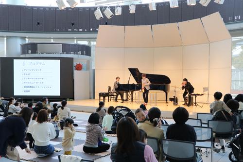 【FORUM PRESSレポーター】親子のためのはじめての音楽会