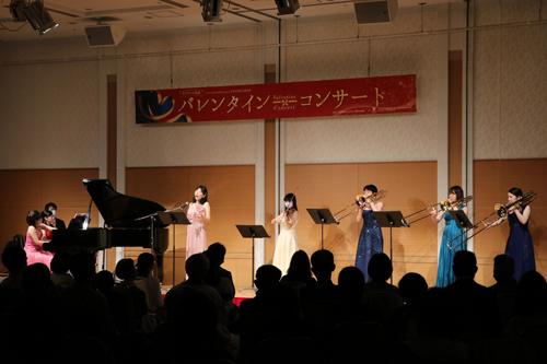 【FORUM PRESSレポーター】〈チョコっと延期〉 バレンタインコンサート